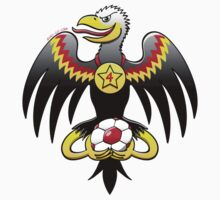 Germany's Eagle Soccer Champion Kids Clothes