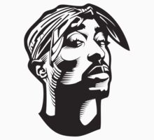 Tupac by sweetlord