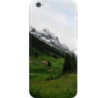 Verwall Valley iPhone Case/Skin