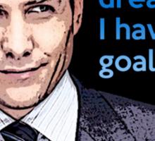 Suits, Harvey Specter Quotes Sticker