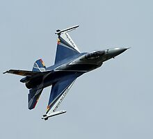 Belgian F16 Fighting Falcon by PhilEAF92