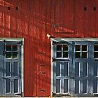 Barn Doors by cclaude