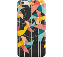 Colourful Pinwheels iPhone Case/Skin