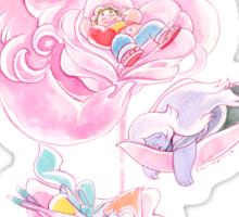 Rose's Petals Sticker
