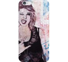 Punk Girl II iPhone Case/Skin