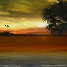 Tropical Serenity by TOM YORK