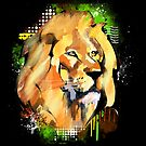 Lion by ramanandr