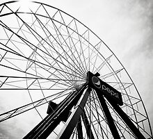 Ferris Wheel  by KelseyNegley