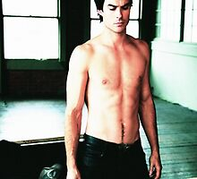 Ian Somerhalder by Harmonizer