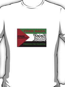FREE SAFE GAZA PALESTINE G T-Shirt