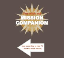 Mission Companion 2 Shirt by jacobmichael