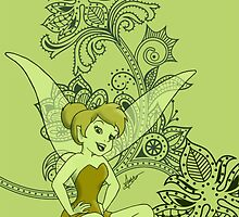 Tinkerbell by theridingcrop