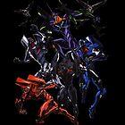 Neon genesis evangelion by Orientale