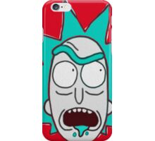 Rick and Morty: Red Rick iPhone Case/Skin