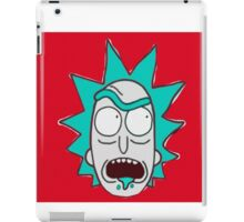 Rick and Morty: Red Rick iPad Case/Skin