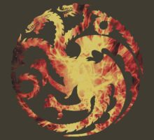 House of Targaryen - Dracarys by artemisd