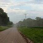 Dirt Road Evening by AbigailJoy