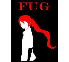 FUG Slayer Candidate Jyu Viole Grace Photographic Print