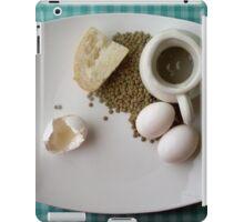 Breakfast Combo iPad Case/Skin
