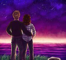 Stargazing by Mithmeoi