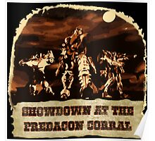 Showdown at the PK Corral Poster