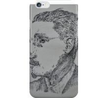 James Joyce - Portrait of the Irish Writer  iPhone Case/Skin