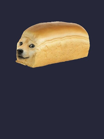 Doge Bread by evanmayer
