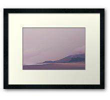 Bay Ocean Framed Print