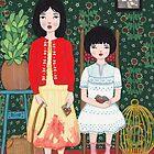 A Tale of Two Sisters 장화, 홍련 by Emma Hampton