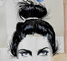 the moment of complete understanding by Loui  Jover