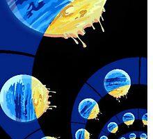 Drops Of Jupiter  by 5LoveMusic