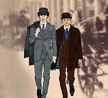 The Baker Street Boys by Justgot1