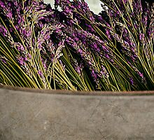 Lavender Bucket by EllieGraceOR