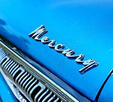 Blue Mercury by Kathleen Daley