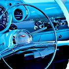 Blue Bel Air by Kathleen Daley