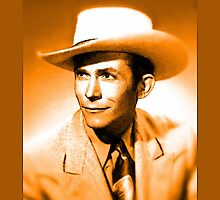 Hank Williams by jerry2011