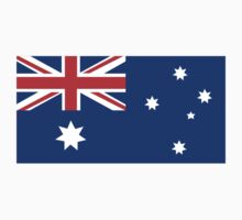 Australian Flag by sweetsixty