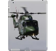 Army Lynx iPad Case/Skin