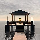 Waterside Gazebo by perkinsdesigns