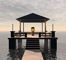 Waterside Gazebo by perkinsdesigns