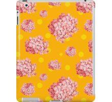 hydrangea polka iPad Case/Skin