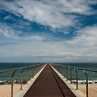 Way to sea by DavidCucalon