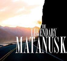 The Legendary Matanuska by LegendaryTravel