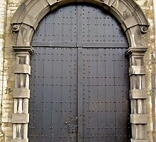 Big Doors by Andrew Felton