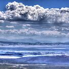 Mono Lake by Nancy Richard