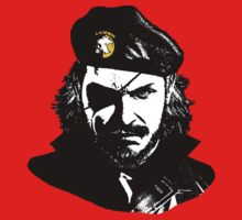 Big Boss Che Guevara  by PyroManiacHell