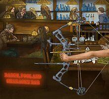 Sagittarius woman by Fanatic  Studio