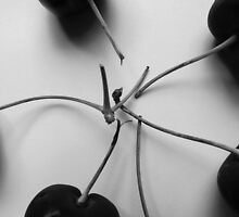 Play With Your Food - Cherries by Timothy  Ruf