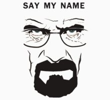 say my name by MrGreed