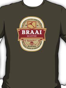 Braai Master - South African thing T-Shirt